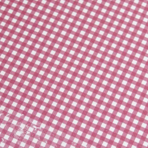 A4 240gsm Gingham Passion Pink Design Card