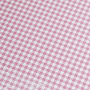 A4 240gsm Gingham Powder Pink Design Card