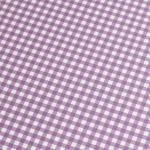 A4 240gsm Gingham Amethyst Design Card
