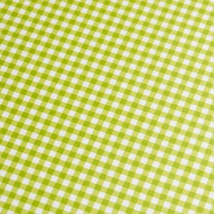 A4 240gsm Gingham Indian Ivy Design Card