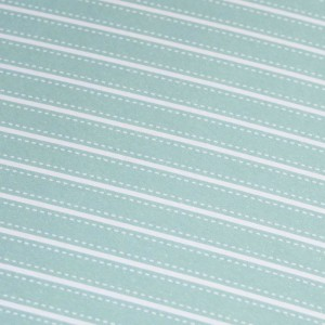 A4 240gsm Stripes Aqua Marine Design Card