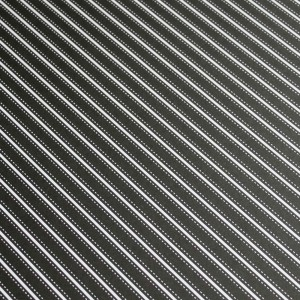 A4 240gsm Stripes Black Design Card