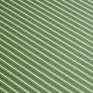 A4 240gsm Stripes Emerald Green Design Card