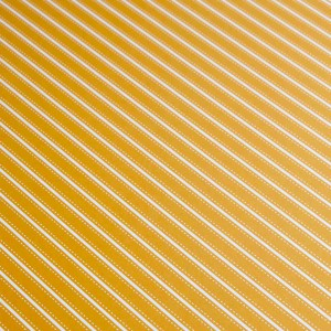 A4 240gsm Stripes Mustard Design Card