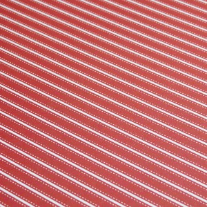 A4 240gsm Stripes True Red Design Card