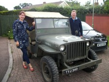 willys MB Exeter