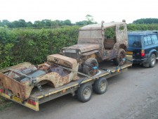 willys jeeps wanted any condition