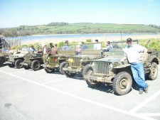 join in with our jeep days