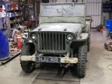 charge dynamo jeep 24v