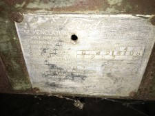 original willys gpw data tag rivets