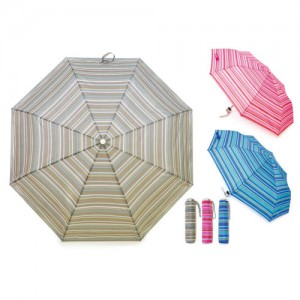 Stripe Design Umbrella