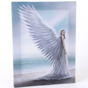 Spirit Guide Angel Design Wall Canvas.