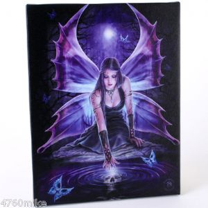 Immortal Flight Fairy Canvas