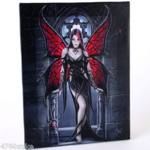 Arachnafaria Fairy Canvas