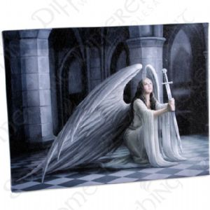 The Blessing Anne Stokes Wall Plaque