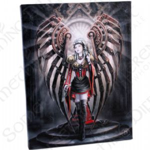 The Avenger Anne Stokes Wall Plaque