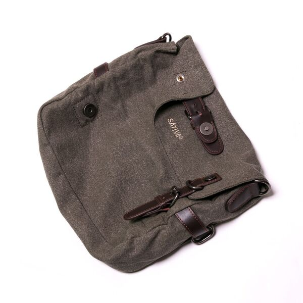 PS35 Hemp Satchel Bag