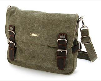 Hemp Satchel Bag