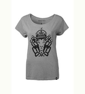 Ladies Hoodlion T Shirt