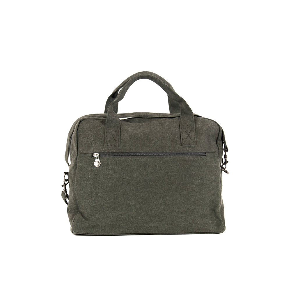 S10147 Hemp Carry Bag With Shoulder Strap