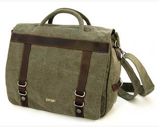 Briefcase-rucksack-shoulder Bag