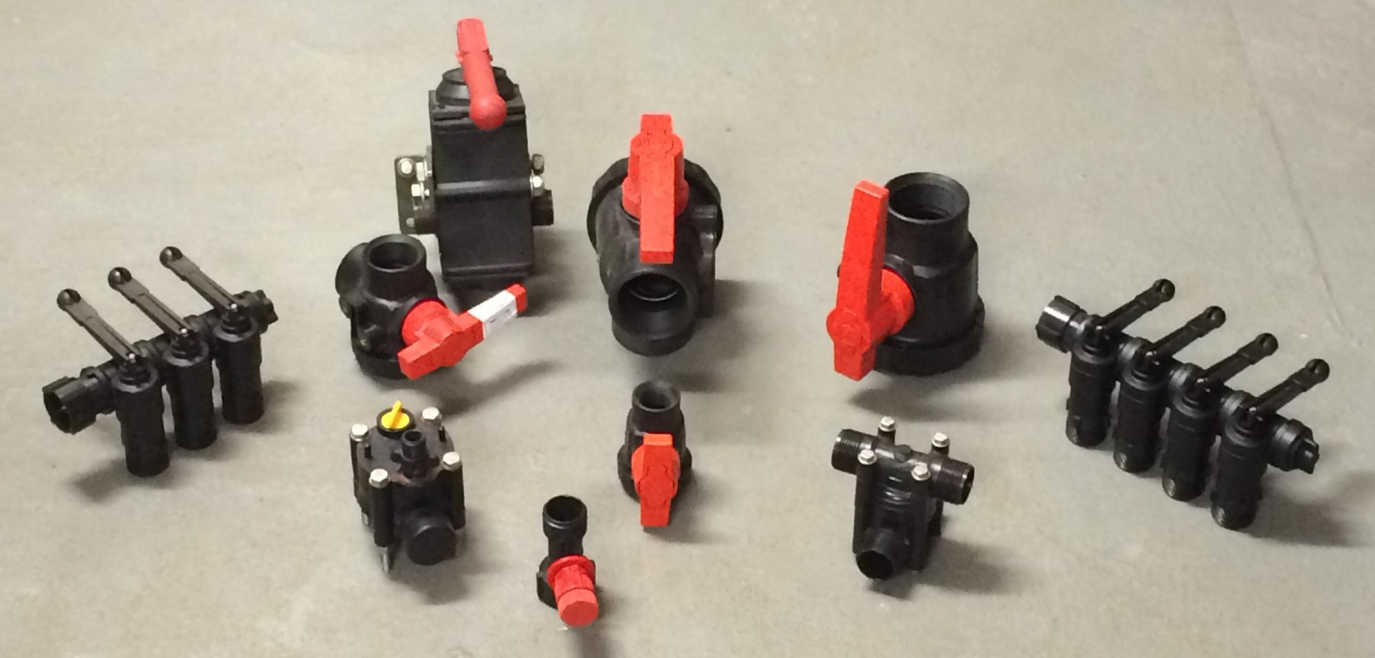 SKU: ~6714751 Manual and Calibrating valves