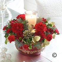 Scented Candle Arrangement