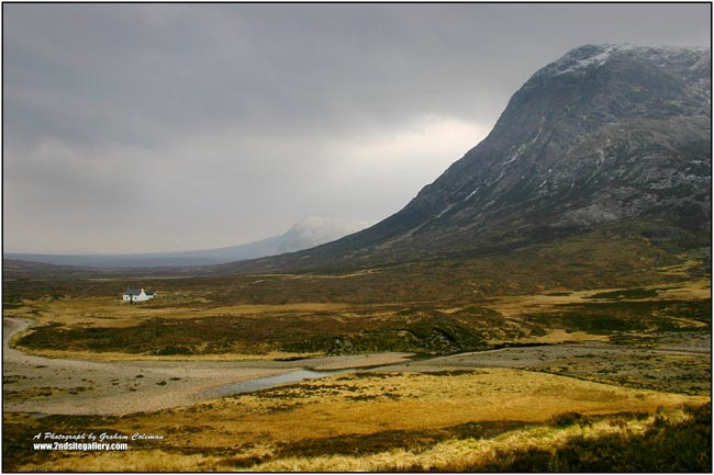 The Mountains of Glencoe, The Three Sisters,