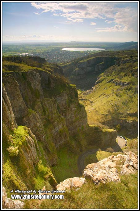 Cheddar Gorge, Photographs of the Mendips, Somerset Landscape photography