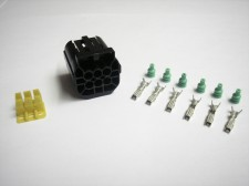Econoseal 6 Way Female Connector