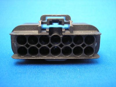 CON-375 14 Way Delphi Landrover Connector