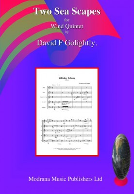 979-0708056 67 6 Two Sea Scapes for Wind Quintet Score and Pts