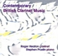 Contemporary British Clarinet Music