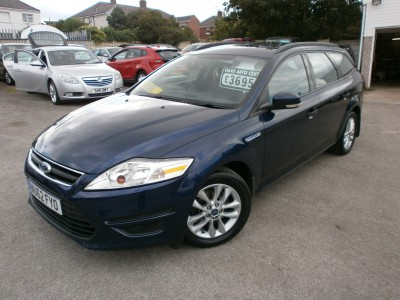 2012 62 Ford Mondeo 140 Edge Estate 2.0 TDCI Turbo Diesel
