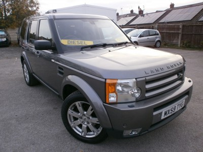 2009 59 Land Rover Discovery 3 TDV6 GS, 2.7 Turbo Diesel, 7 Seats,