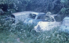 Cars As Found early 1990's