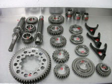Drenth Dog Gear Kit Service Parts
