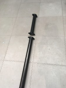 X1 Evo 7-9 Mild Steel Exhaust