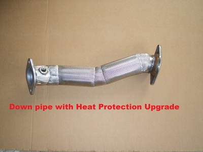EXE2 EVO X Exhaust System Group N