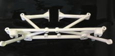 Evo 5-9 Tubular Rear Subframe