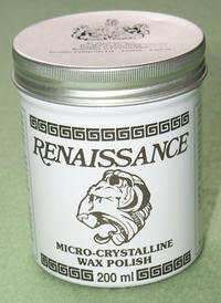 RENAISSANCE WAX / POLISH - 200ml TIN