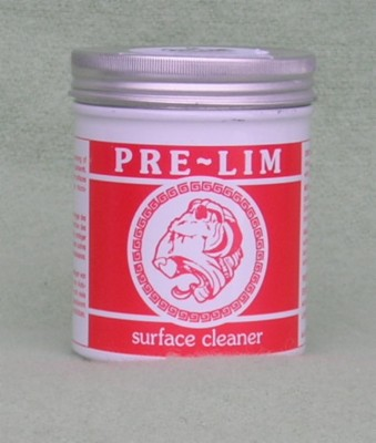 PRE-LIM SURFACE CLEANER - 200ml TIN
