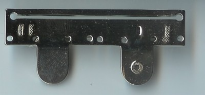 DOUBLE - FULL SIZE, Medal Mounting Bar