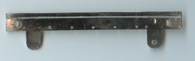 QUADRUPLE FULL SIZE, MEDAL MOUNTING BAR