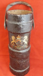 WW1 Royal Navy Cordite Carrier