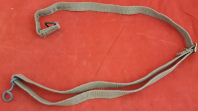 Wartime British Sten Gun Sling