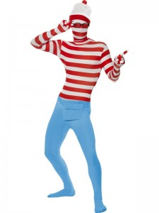 24243 Where's Wally Second Skin