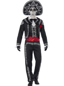 43738 Day of the Dead Senor Bones