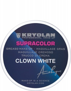 01082 Clown White 80g