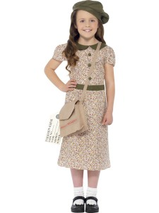 27533 Evacuee Girl